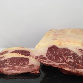 Lomo bajo vaca selección Luxus tienda carne online entrecot rosbif